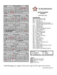 2020-2021 Newsletter Calendar Revised au