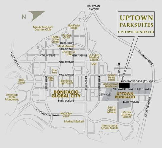 Uptown Parksuites Map.jpg