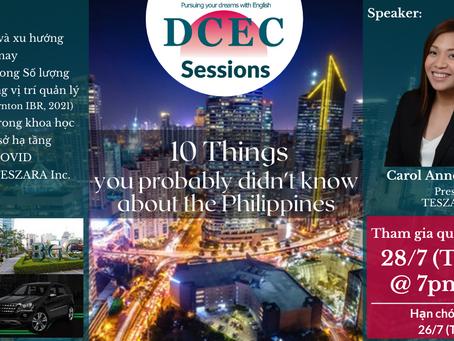 Bình luận từ những vị đã tham gia buổi Webinar lần thứ 3 của DCEC