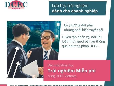 DCEC Vietnam: Trải nghiệm Miễn phí