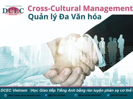Quản lý Đa Văn hóa