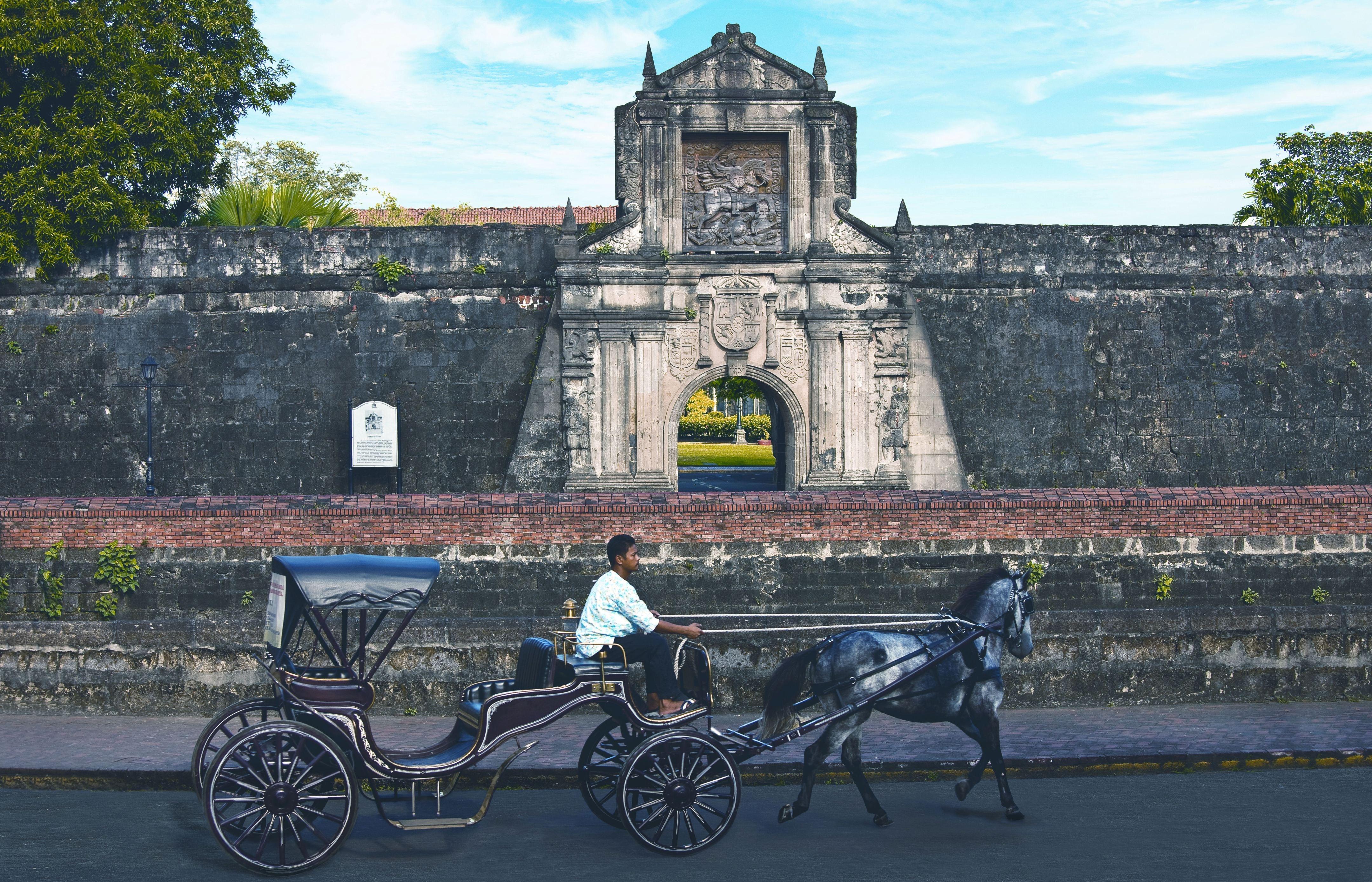 MANILA - Fort Santiago -