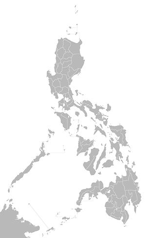 TESZARA Philippines map