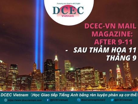 DCEC-Vietnam Mail Magazine: After 9-11 - Sau thảm họa 11 tháng 9