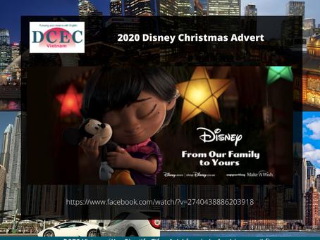 2020 Disney Christmas Advert