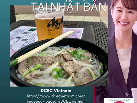 Hương vị Việt Nam tại Nhật Bản