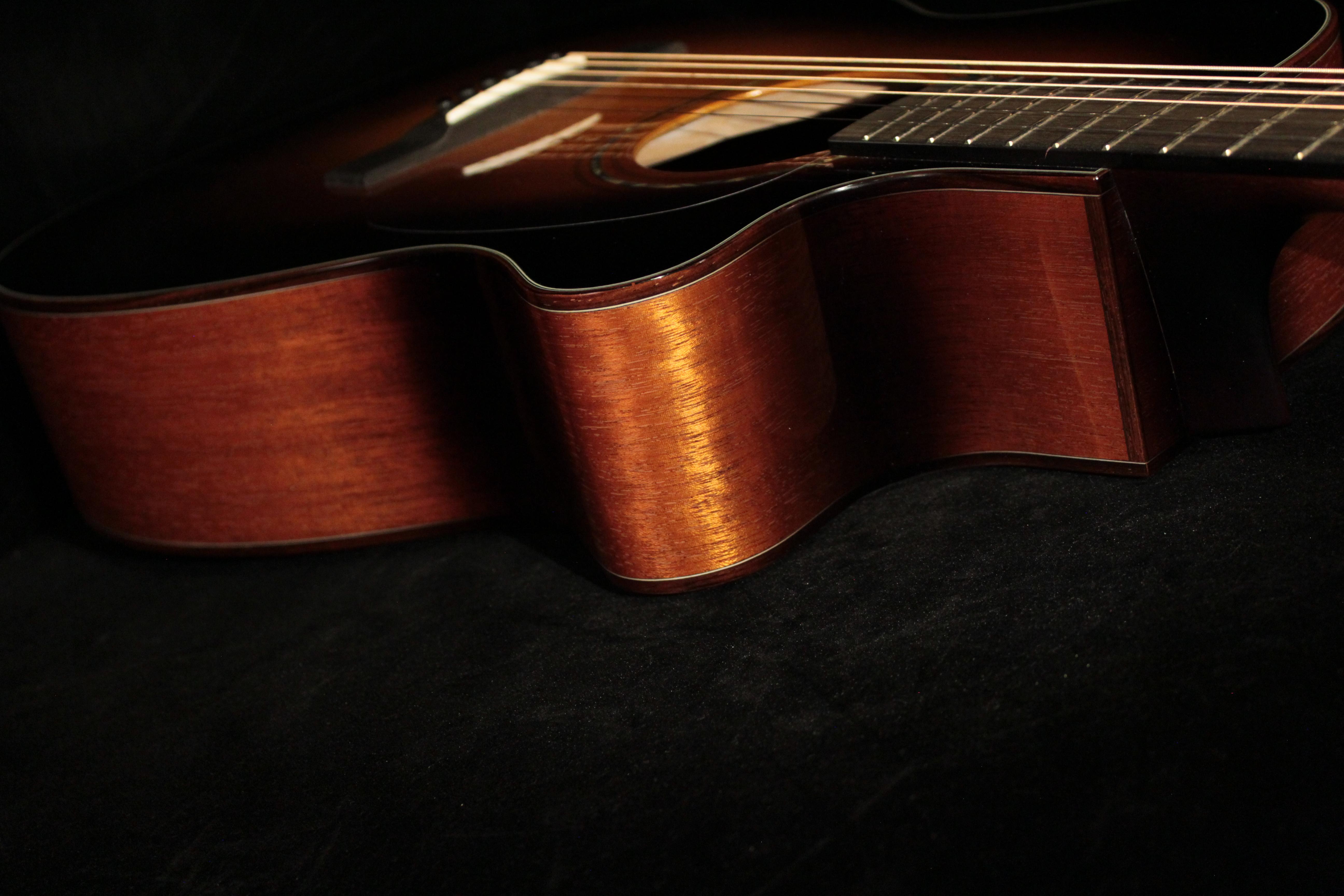 Webber Orchestra Model Cutaway