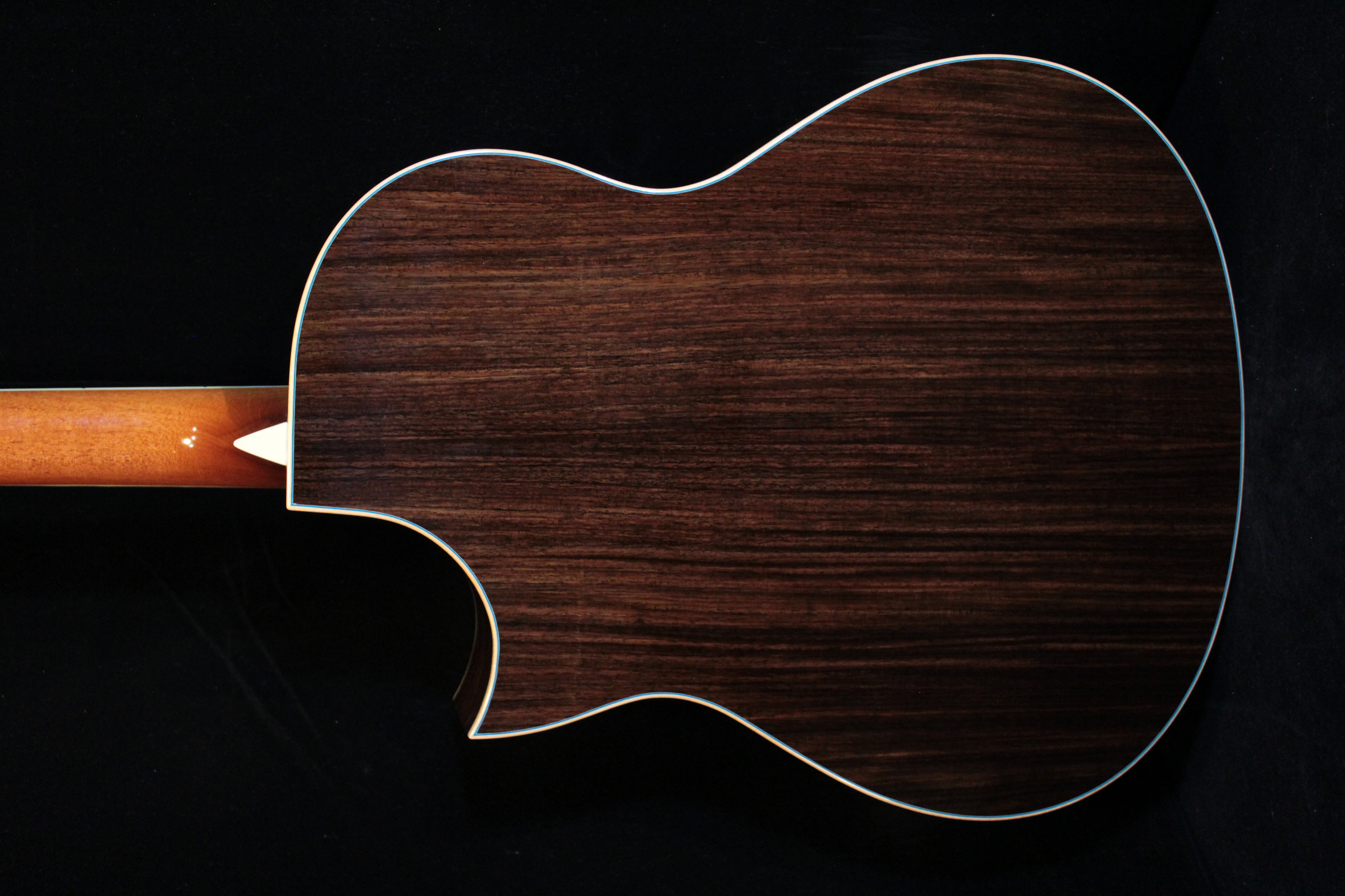 Morgan Concert Cutaway