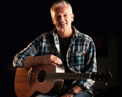 George Lowden of Lowden Guitars