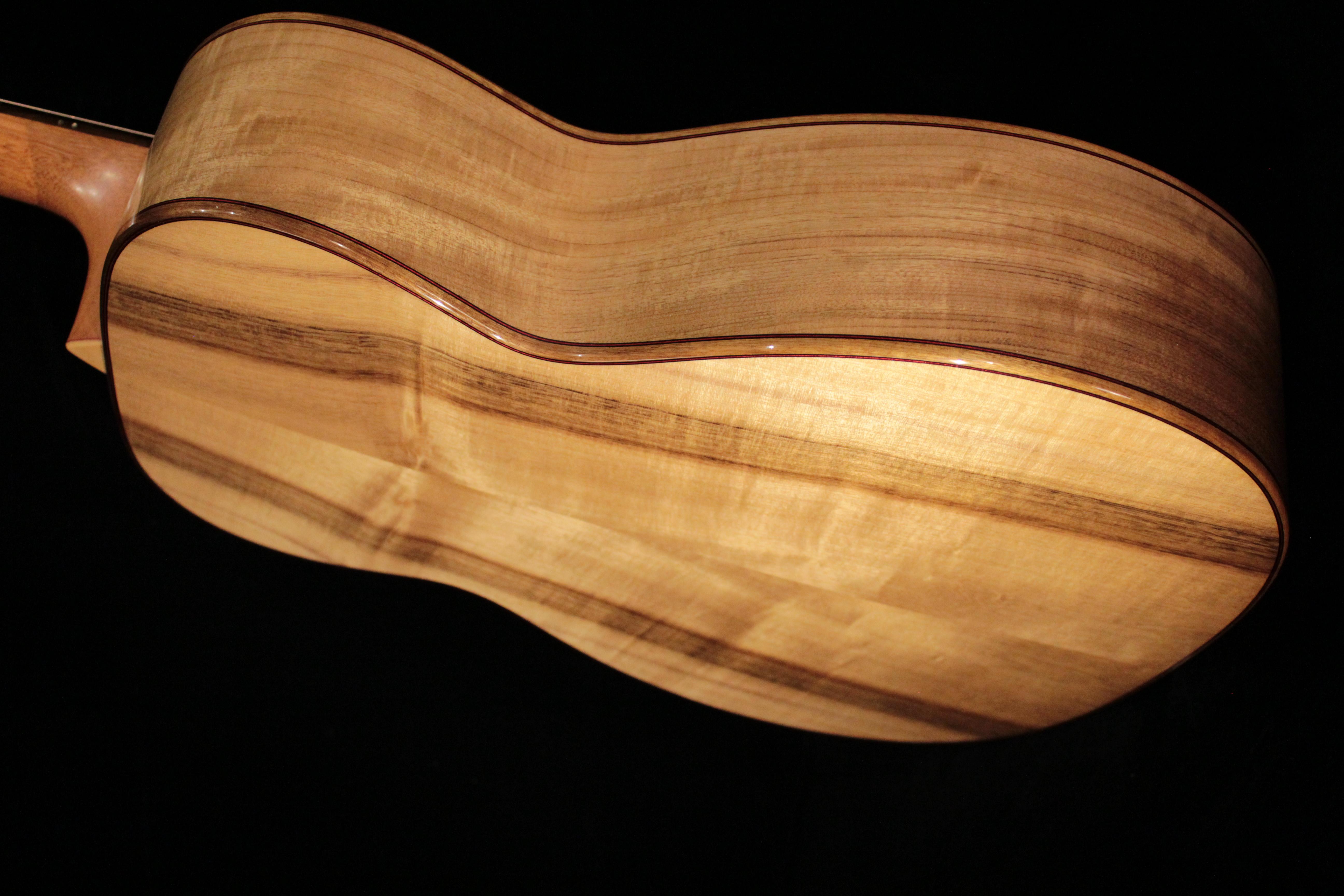 House Custom Guitars OM