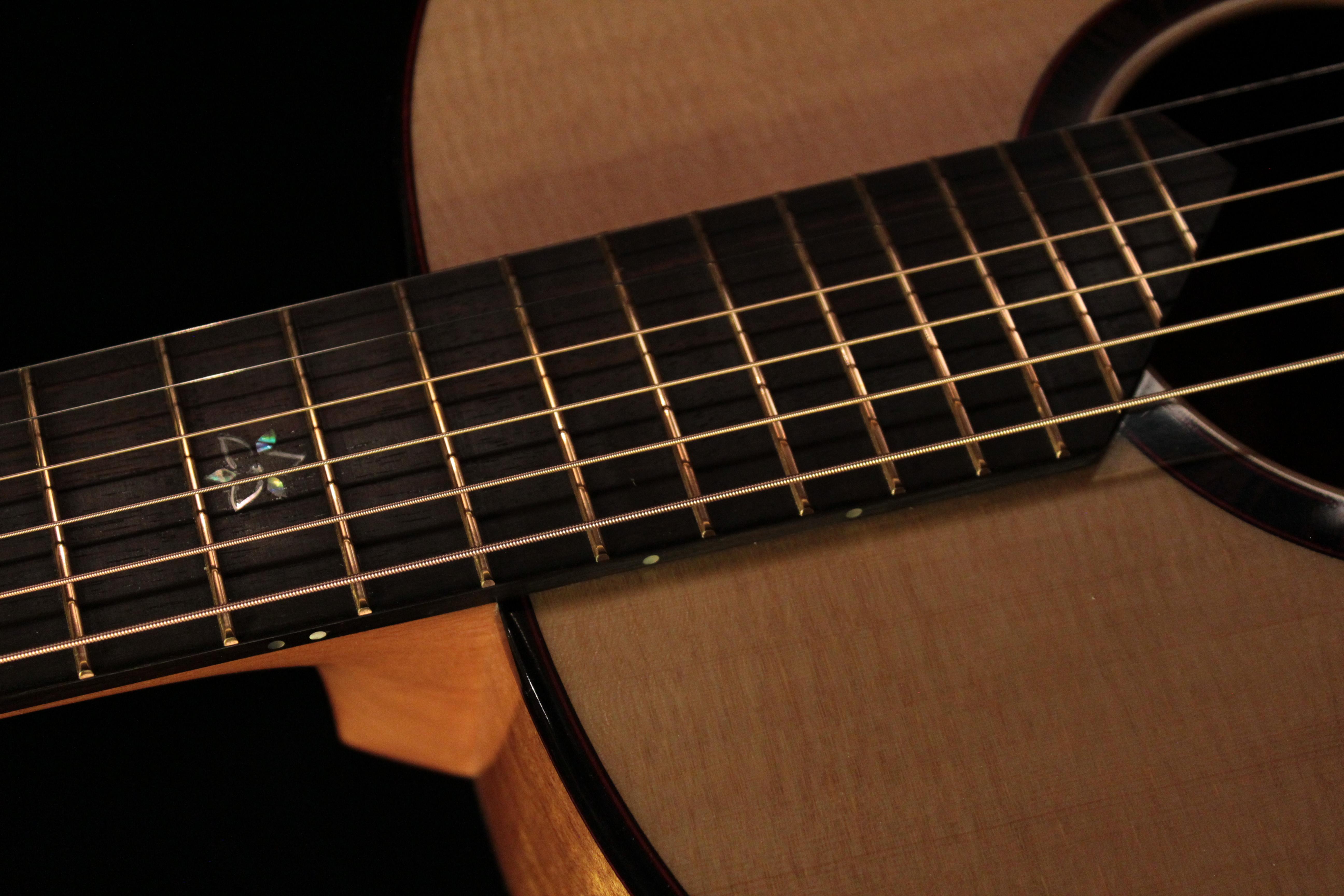 "House Custom Guitars ""OOO"" 13 Fret"