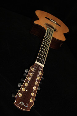"""Maestro Raffles """"SJ"""" 12 String"""