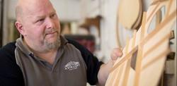 Mark Lyttle of Avalon Guitars