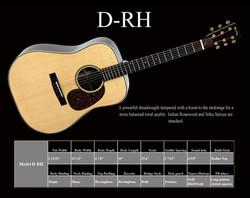 D-RH Standard Spec Sheet