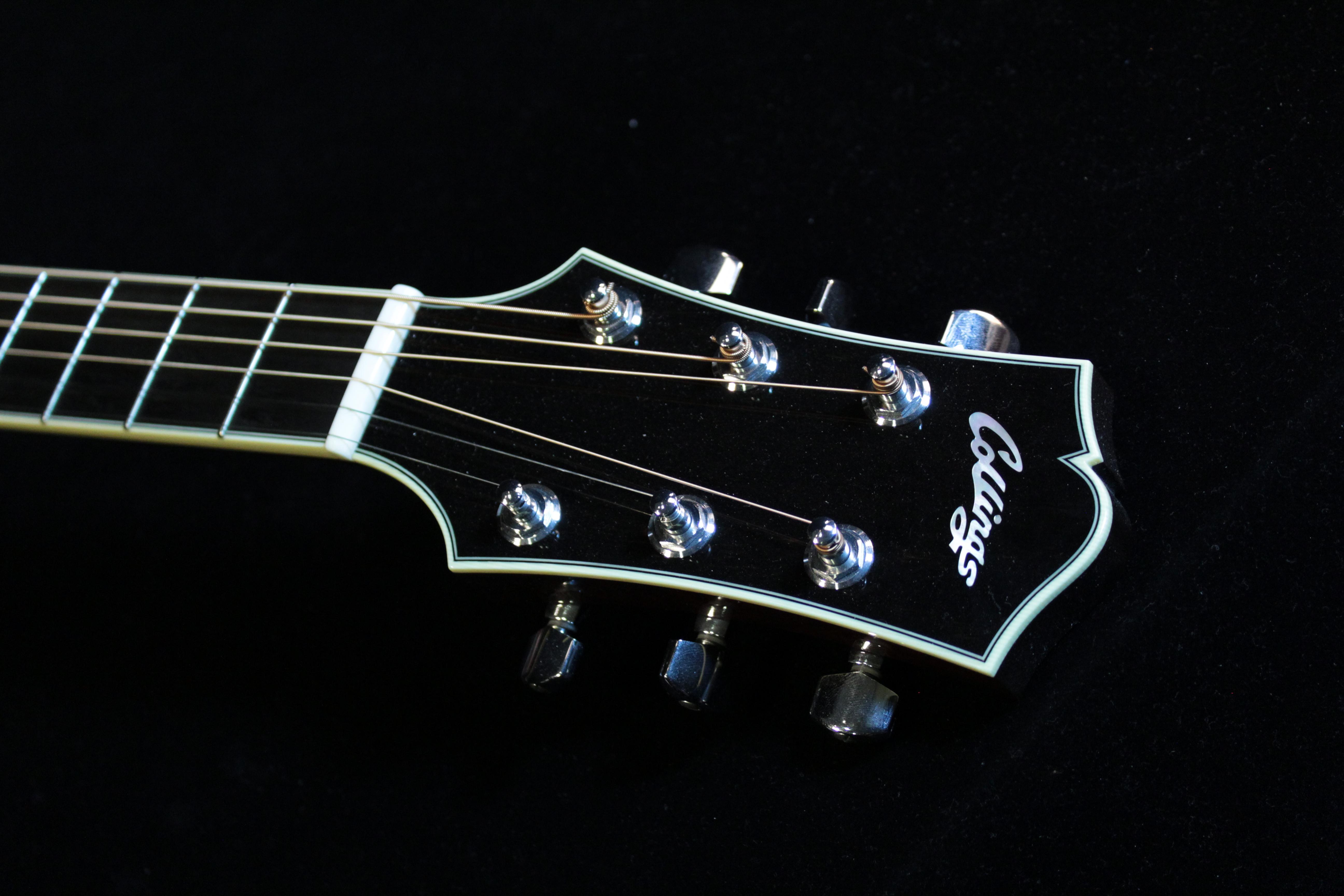 Collings Model C10 Deluxe