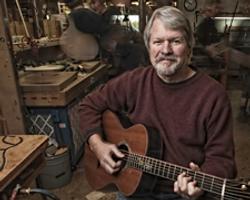 Kim Breedlove of Breedlove Guitars