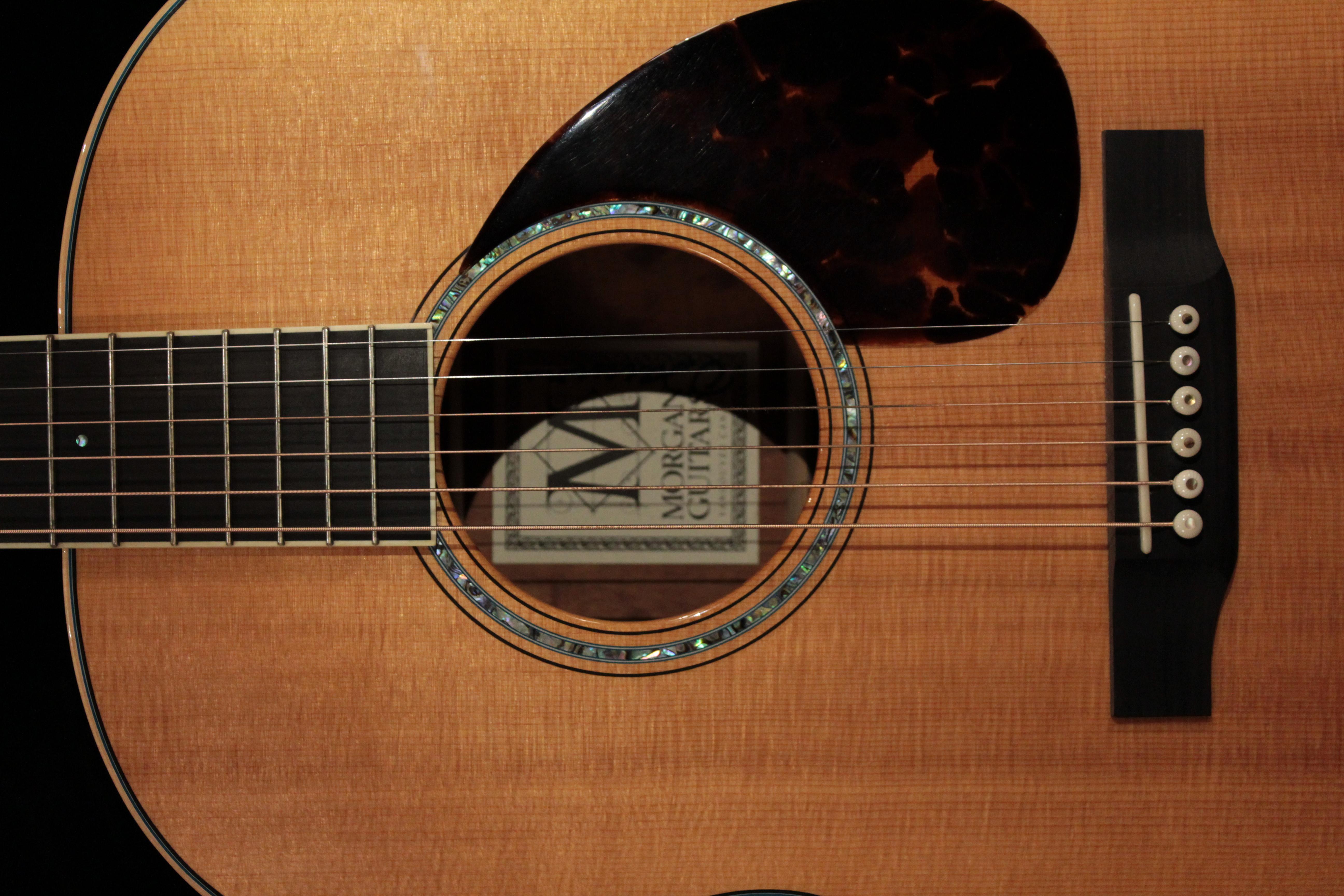 Morgan Concert Koa