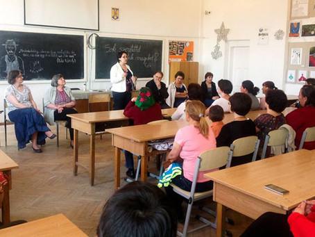 Szülő-osztályfőnök találkozó a Csángó Továbbtanulók Közösségében