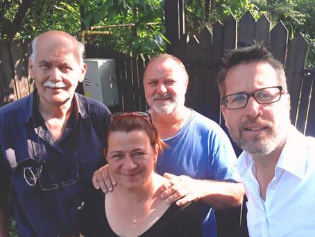 Falugazda látogatása Moldvában