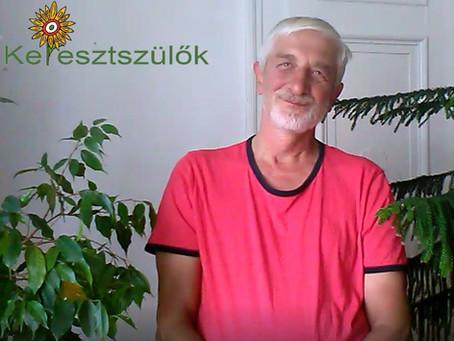 Keresztszülő-portrék segítője: Kiss Gábor