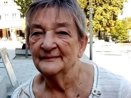 Keresztszülő-portré: Almássy Lászlóné Vali
