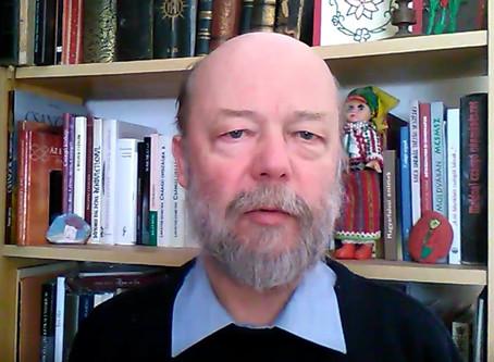 Keresztszülő-portré: Albert Zoltán