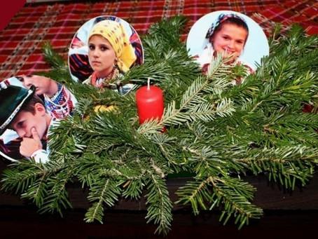 Áldott Karácsonyi Ünnepeket és reményteljes, békés Újesztendőt