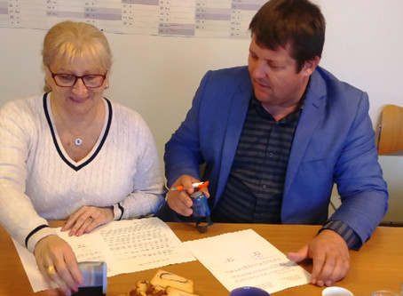 Moldvában jártunk, együttműködésben állapodtunk meg az MCSMSZ-szel