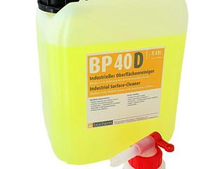 Új felülettisztító, antibakteriális és vírusölő anyag a BUCHEM Chemie-től
