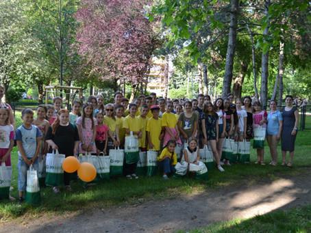 Moldvából a Városligeti Gyermeknapra