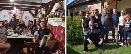 Moldvai tanárok látogatása Szécsényben