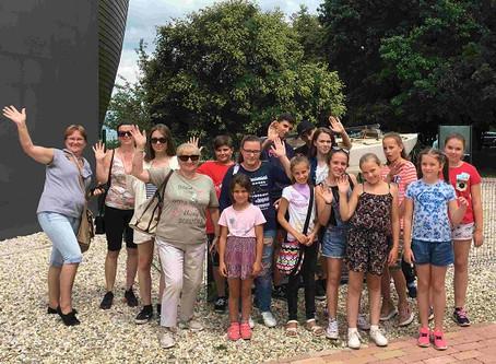 Képzeletbeli utazás Afrikába a Balatonnál, Moldvából