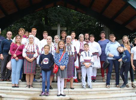 Lészpedi gyerekek Gödöllőn-Incsőn