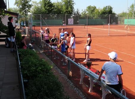 Tennisfreizeit 2020 - Tag 5: Lasst die Matches beginnen!