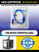 MAKER ULTIMATE 3D PRINTER - MK11 DIRECTDRIVE EXTRUDER / 24V POWER SYSTEM