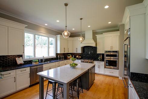 Stunning state of the art kitchen