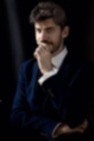 retrato del diseñador Antonio Posads