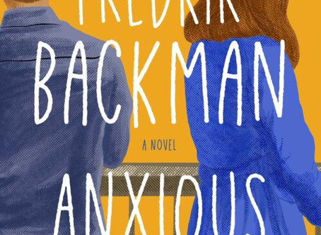 Anxious People by Fredrik Backman Review
