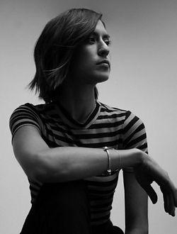 Francesca Fiorentini SUITED magazine