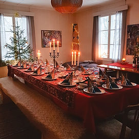 Joulukattaus Olo Tila Kurikka Juhlatilat