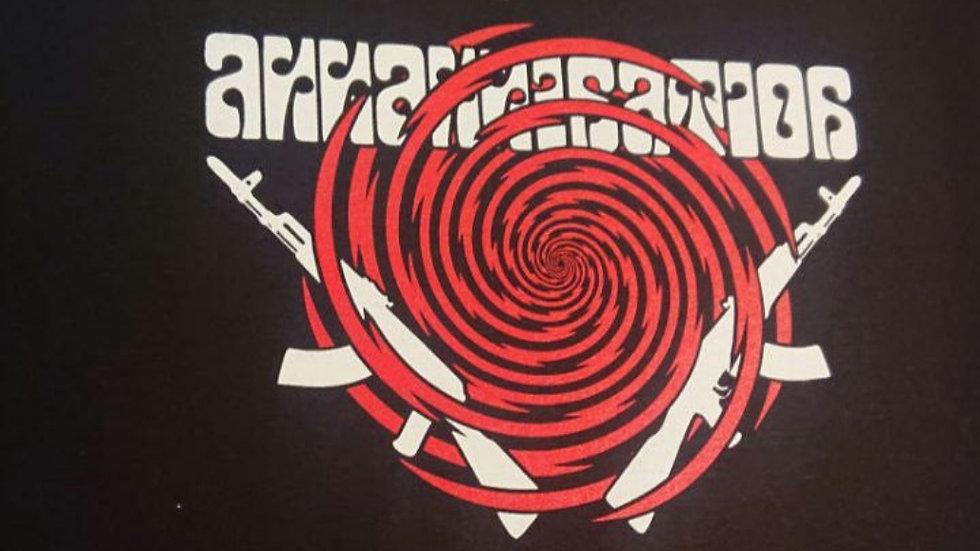 """T-Shirt """"Mental Warfare Commanding Emperor"""""""
