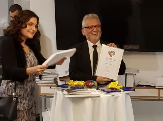 Ceremonia de premiacion Concurso literario