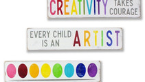 Set up your Art space for Back to School