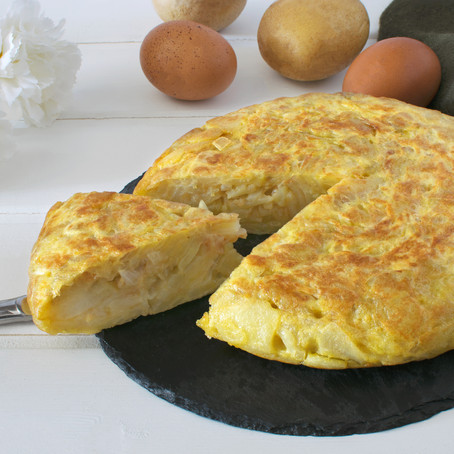 SPANISH OMELETTE, AN ICON IN OUR GASTRONOMY