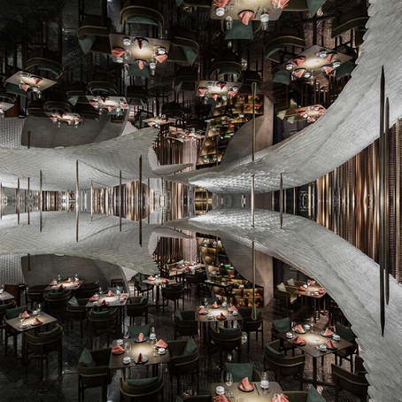 THE MOST IMPRESIVE RESTAURANTS IN THE WORLD
