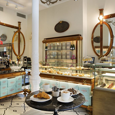 THE MOST EXQUISITE PATISSERIES IN MADRID