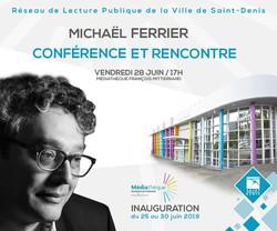 St Denis de la Réunion : conférence
