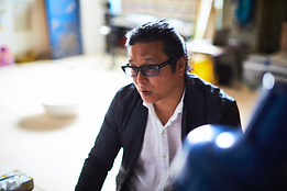 Ohmaki Shinji, Photo Paul Barbera : wher