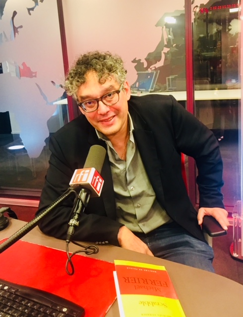Michaël Ferrier, RFI