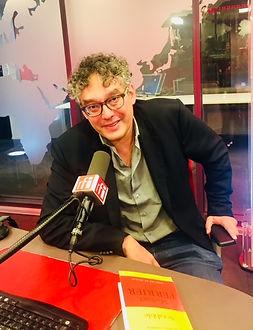 Michaël Ferrier, RFI
